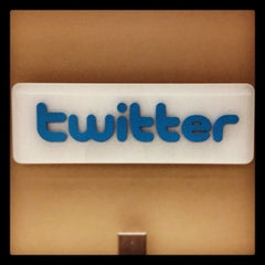 Photo taken at Twitter NYC by Corey M. on 4/5/2012