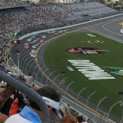 Photo taken at Daytona International Speedway by Shawn J. on 7/7/2012