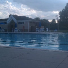 Photo taken at Burbage Grant Pool by Renee C. on 6/3/2012