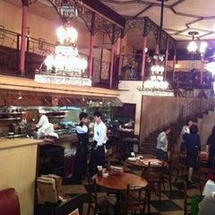 Photo taken at Cafe La Bohéme 白金 by Yuko N. on 5/17/2012