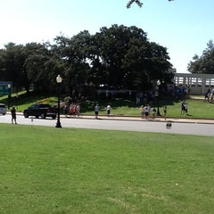 Photo taken at The Grassy Knoll by Andrea F. on 9/3/2012