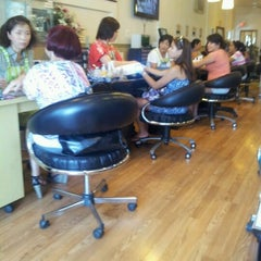 Photo taken at Paula Nails by Carolina P. on 7/14/2012
