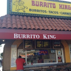 Photo taken at Burrito King by jamie l s. on 8/13/2012