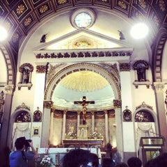 Photo taken at Santa Cruz Church (วัดซางตาครู้ส) by OrendoRaider S. on 9/4/2012