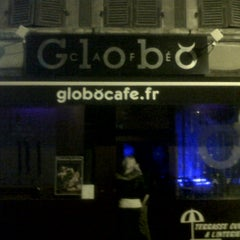 Photo taken at Globo by Louis P. on 3/4/2012