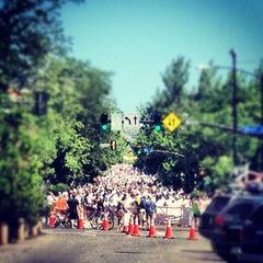 Photo taken at Bolder Boulder 10K Race by Casey H. on 5/28/2012