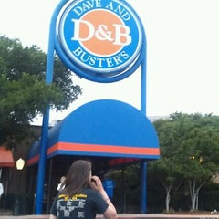 Photo taken at Dave & Buster's by Rick S. on 5/13/2012