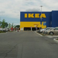 Photo taken at IKEA by Kyla B. on 7/5/2012
