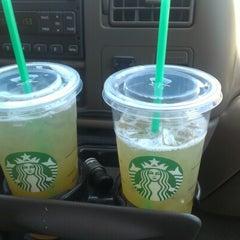 Photo taken at Starbucks by Jennie B. on 7/8/2012
