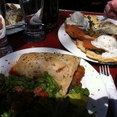 Photo taken at Kalendar Restaurant & Bistro by Anastasia Katie D. on 4/29/2012
