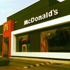 Photo taken at McDonald's & McCafé by Nik N. on 6/24/2012
