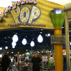 Photo taken at Everything Pop Shopping & Dining by Delaney G. on 3/26/2012