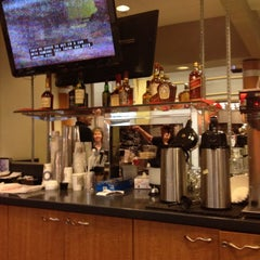 """Photo taken at Delta Sky Club by """"  Thomas D. on 4/22/2012"""
