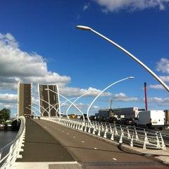Photo taken at Julianabrug by Edde B. on 7/20/2012