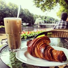 Photo taken at CaféArt by Jani L. on 7/25/2012