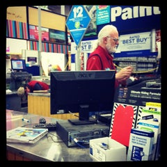 Photo taken at Lowe's Home Improvement by Will G. on 6/9/2012