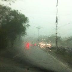 Photo taken at Flyover Jln T.Razak / Datin Halimah by Fathi S. on 4/14/2012