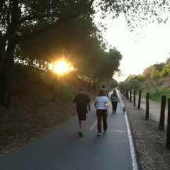Photo taken at Duarte Bike Trail by Pamela W. on 2/24/2012