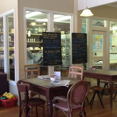 Photo taken at Cheese and Deli Cafe by Richard D. on 3/19/2012