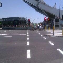 Photo taken at Scheepsdalebrug by Loebe D. on 5/26/2012