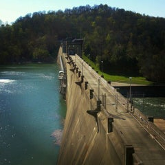 Photo taken at Tygart Lake State Park by Amee on 4/6/2012