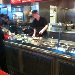 Photo taken at Chipotle Mexican Grill by Matthew S. on 3/9/2012