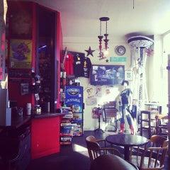 Photo taken at Bedlam Coffee by Joanne W. on 4/23/2012