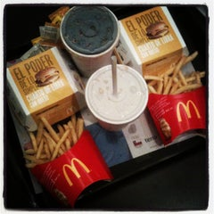 Photo taken at McDonald's by Julio V. on 4/24/2012