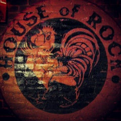 Photo taken at House of Rock by Bradley E. on 7/15/2012