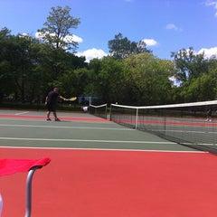 Photo taken at Felker Park by Tasha H. on 4/17/2012
