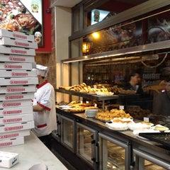 Photo taken at La Americana by Simon P. on 7/1/2012