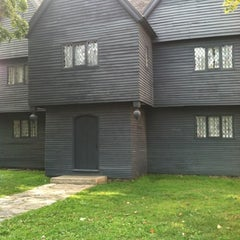 Photo taken at Witch House by John B on 8/25/2012