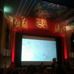 Photo taken at Coolidge Corner Theatre by TJ G. on 4/2/2012