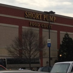 Photo taken at Short Pump Town Center by fransi on 3/31/2012