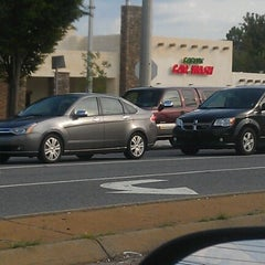 Photo taken at Cactus Car Wash - Marietta/East Cobb by Myra C. on 8/8/2012