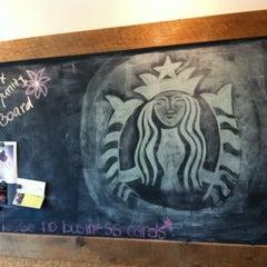 Photo taken at Starbucks by Shawn B. on 3/25/2012