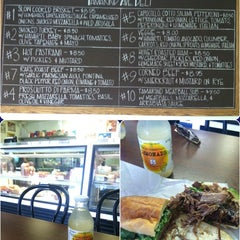 Photo taken at Tamarind Ave Deli by Ramon R. on 7/3/2012