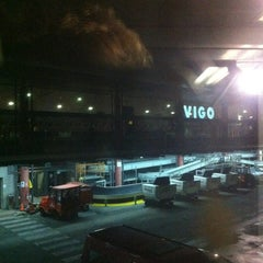 Photo taken at Aeropuerto de Vigo (VGO) by Javier M. on 6/10/2012