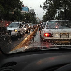 Photo taken at Av. Río Mixcoac by Mario G. on 5/17/2012