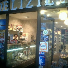 Photo taken at Delizie by LAURA A. on 7/10/2012