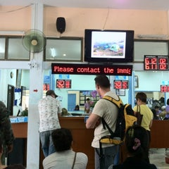 Photo taken at ตรวจคนเข้าเมือง จ.เชียงใหม่ (Chiang Mai Immigration) by Bill D. on 2/15/2012