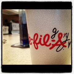 Photo taken at Chick-fil-A by Tyler O. on 9/6/2012