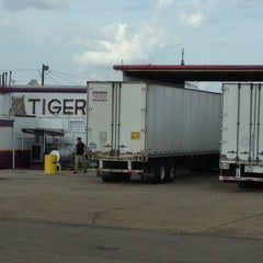 Photo taken at Tiger Truckstop by Cindy trucker girl Mallory M. on 3/13/2012