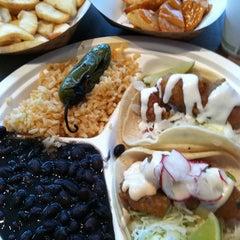 Photo taken at Dorado Tacos & Cemitas by Jen P. on 4/15/2012