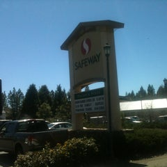 Photo taken at Safeway by Brian T. on 4/21/2012