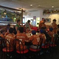 Photo taken at Aurelio's Pizza by Jeff P. on 6/11/2012