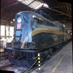 Photo taken at Amtrak: Harrisburg Transportation Center (HAR) by Daria B. on 5/19/2012
