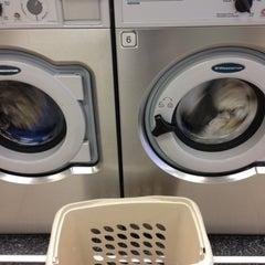 Photo taken at Bubbles III Laundromat by Lex Diamondz S. on 6/12/2012