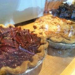 Photo taken at Petsi Pies by Amanda H. on 7/11/2012