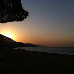Photo taken at Swiss Inn El Sukhna by Sally S. on 7/13/2012